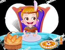Play Baby Hazel Thanksgiving Day On Babyhazelgames For Free Many Other