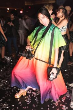 60 of our favorite party moments from Fashion Week