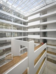 City Green Court  Richard Meier & Partners Architects
