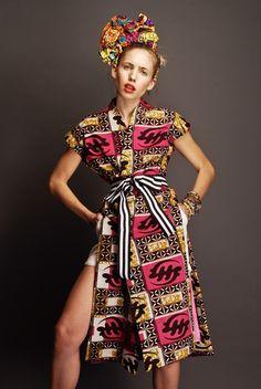 You Should Know: Haitian-Italian Designer Stella Jean - The Fashion Bomb Blog : Celebrity Fashion, Fashion News, What To Wear, Runway Show Reviews