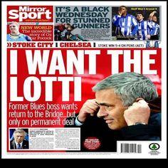 Chelsea. Mou rischia arriva Ancelotti? | Foto Sport Notizie