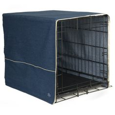 Pet Dreams 36 by 23-Inch Classic Crate Cover, Large, Denim - http://www.thepuppy.org/pet-dreams-36-by-23-inch-classic-crate-cover-large-denim/
