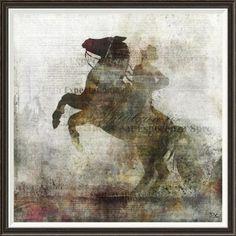 Global Gallery 'Esperanza I' by Kay Daichi Framed Graphic Art Size: