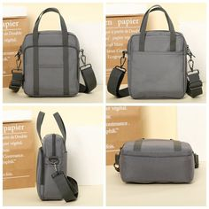62ad59235 Casual Nylon Waterproof Multi-pocket Travel Bags Passport Storage Bags  Better Together Daily Bags. Newchic