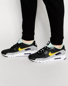 online store a012d 5aceb WANT WANT WANT Nike   Nike Air Max 90 Ultra Essential Trainers 819474-008  at ASOS