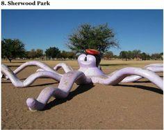Sherwood Park, Odessa, Texas