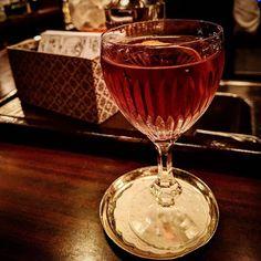 El Presidente #cocktail #drink #night #bar #munich #münchen #rum  #room #great  #instagood