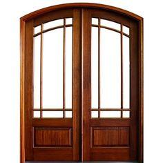 DSA Doors Tiffany Asheville TDL E-17