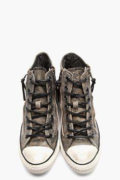 c1e52d00d73 Converse By John Varvatos for Men SS18 Collection. Converse By John  Varvatos high top sneakers ...