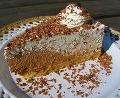 Nepečený straciatella dort Nutella, Tiramisu, Banana Bread, Cheesecake, Ethnic Recipes, Food, Gardening, Cakes, Cheese Pies