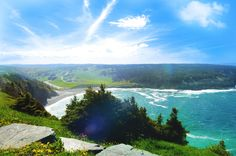 I seriously am considering backpacking Canada. Its incredible. Newfoundland Canada, Newfoundland And Labrador, What A Beautiful World, Beautiful Places, Amazing Places, Places Around The World, Around The Worlds, Places To Travel, Places To Visit
