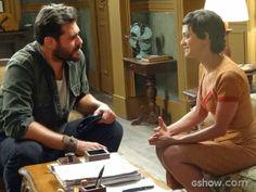 Novelas e Mundo das Celebridades: JOIA RARA: Gaia conseguiu! Toni anuncia que dará n...