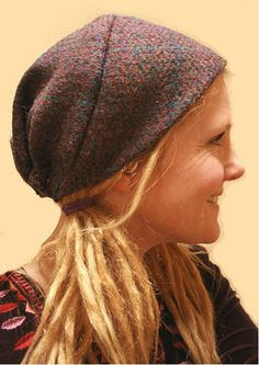cute small dreads :) about how mine will look only brown