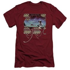 Yes Yessongs Adult Slim Fit T-Shirt