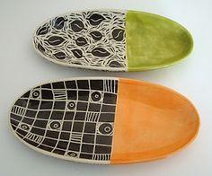 glaze idea for plates/bowls