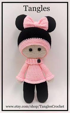 Resultado de imagem para tangles crochet toy