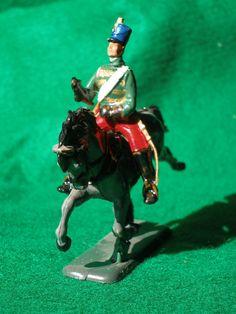 Hussar of the Hessen-Homburg Hussar Regiment, 1813
