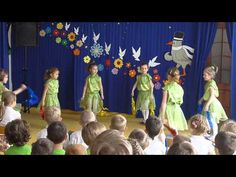 """Taniec wróżek"" - Tritsch Tratsch Polka - PM 5 Toruń - YouTube Zumba Kids, Butterfly Crafts, Youtube, Baby, Baby Humor, Infant, Youtubers, Babies, Babys"