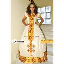 Habesha kemis ethiopian traditional clothes pinterest for Ethiopian wedding dress designer