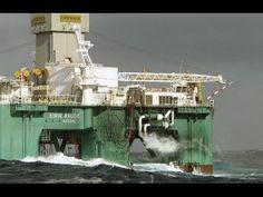 Extreme Machines: Oil Rig (Eirik Raude) - YouTube