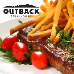 $9.99 for Steak + Fries + Beer/Soda (Walkabout Wednesday)