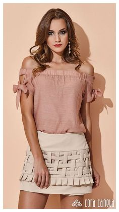 Swans Style is the top online fashion store for women. Shop sexy club dresses, jeans, shoes, bodysuits, skirts and more. Girl Fashion, Fashion Dresses, Boho Fashion, Womens Fashion, Fashion Design, Blouse Styles, Blouse Designs, Casual Chic, Cute Casual Outfits