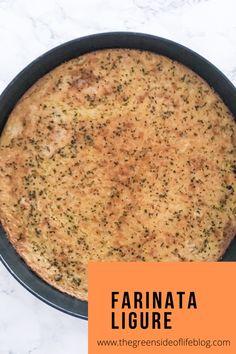 La ricetta perfetta per preparare nel forno di casa vostra una farinata ligure buonissima Cheeseburger Chowder, Macaroni And Cheese, Soup, Ethnic Recipes, Oven, Home, Mac And Cheese, Soups