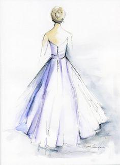 42 Best Wedding Dress Art images