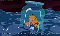Alice in Wonderland #Disney
