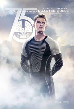Hunger Games : Catching Fire - Quarter Quell :: Gloss