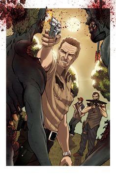 The Walking Dead - Ian Navarro