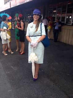 Ladies day Galway races by mimimck