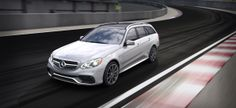 Mercedes-Benz - E63 AMG S 4MATIC Wagon