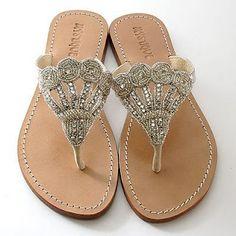 Fancy Sandals By Nico