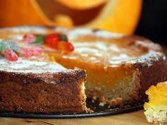 Receta Postre : Pastel de calabaza para halloween por RosaArda