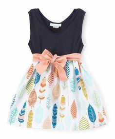 Baby Girl Stuff: Carolina Kids Black & Pink Boutique Fashion A-Line. Toddler Girl Style, Toddler Girl Dresses, Toddler Fashion, Toddler Outfits, Kids Fashion, Girls Dresses, Toddler Girls, Fashion Wear, Fashion Clothes