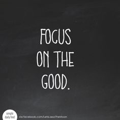 focus on the good. #quote #sponsored #wordsofgratitude *Love this quote and family gratitude project. Perfect for older kids! We are so doing this for Thanksgiving.
