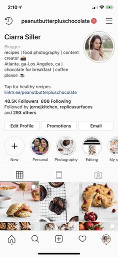 How to grow your Instagram in 2019 Instagram Insights, Instagram Tips, Photography Editing, Food Photography, You Are Important, Facial Recognition, I Love Coffee, Media Marketing, The Creator