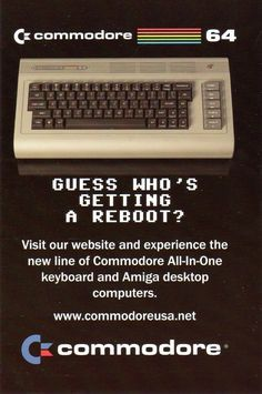 January 7 – The Commodore 64 8-bit home computer is launched by Commodore International in Las Vegas[1] (released in August); it becomes the all-time best-selling single personal computer model.[2]