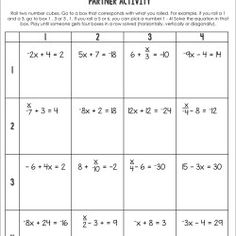 Saxon Math Answer Squares - My husband provides this to ...