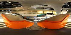 mercedes-benz museum, stuttgart, germany...
