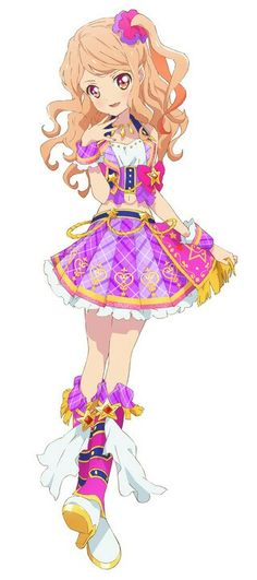 "Aikatsu Stars 2 Mahiru is in the season 2  "" spoilers"" !!!"