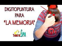 """""""DIGITOPUNTURA"""" PUNTOS PARA LA MEMORIA"""