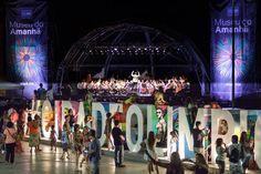 Encerramento da inauguração do Museu do Amanhã. Foto: Cicero Rodrigues. OSB - Orquestra Sinfônica Brasileira