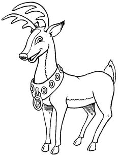 reindeer and snowman coloring page merry christmas coloring pages pinterest snowman and merry