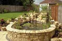 Image result for above ground turtle ponds for backyards