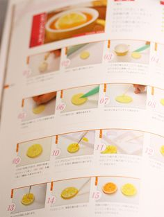 Japanese Craft Book - Fake Sweets and Decoration Life
