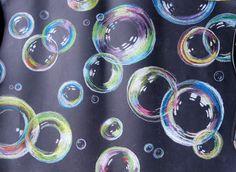 bubble art example work light like a bubble