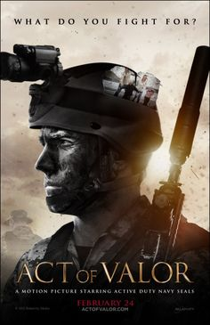 Act of valor, the film