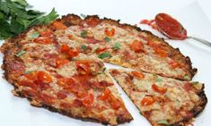Cauliflower pizza crust - Kidspot